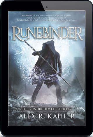 Runebinder by Alex R. Kahler