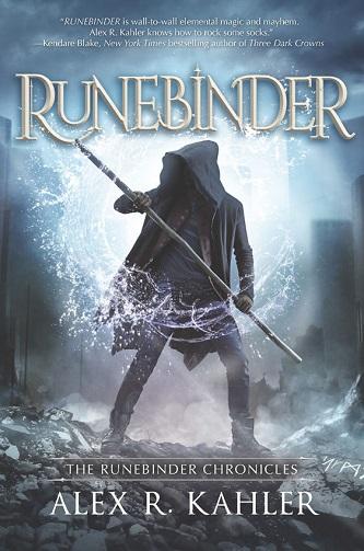 Alex R. Kahler - Runebinder Cover asb46y