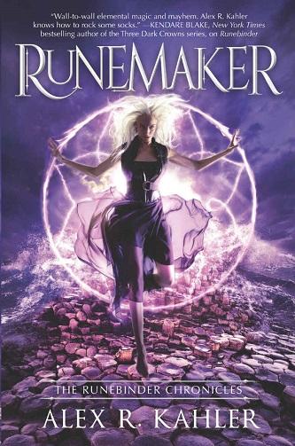 Alex R. Kahler - Runemaker Cover hwbef74b