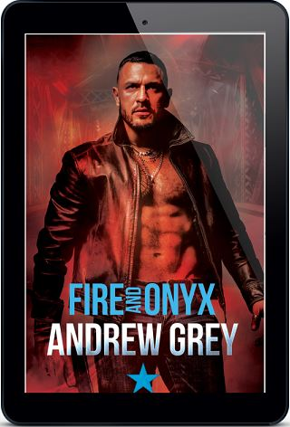 Andrew Grey - Fire and Onyx 3d Cover ndcbs7h
