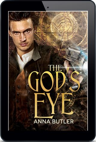 The God's Eye by Anna Butler Release Blast, Exclusive Excerpt, Review & Giveaway!