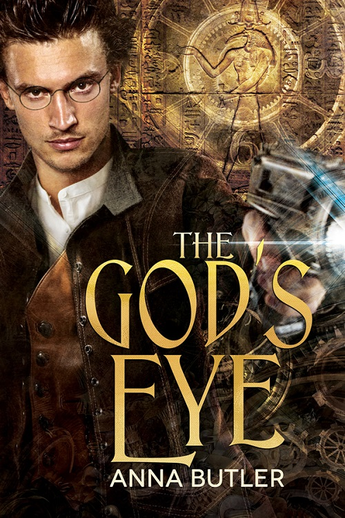 Anna Butler - The God's Eye Cover 74jf8jn
