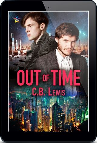 C.B. Lewis - Out of Time 3d Cover smndy74