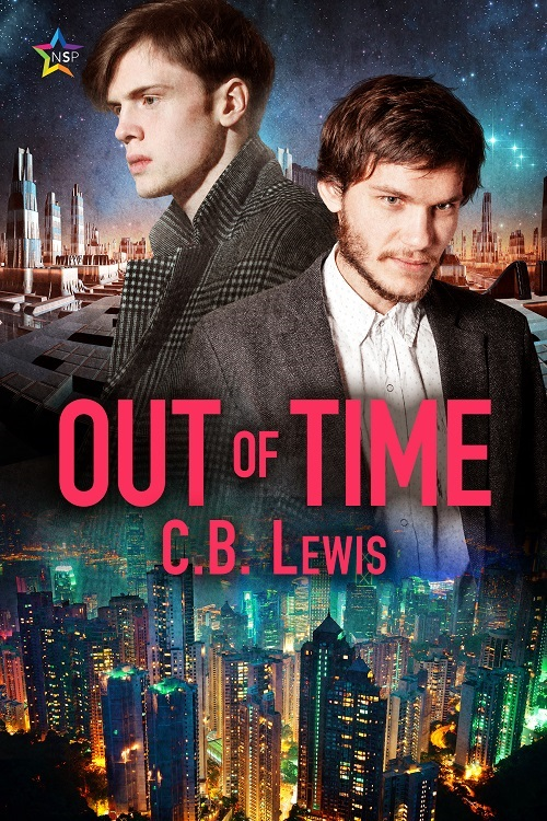 C.B. Lewis - Out of Time Cover smndy74