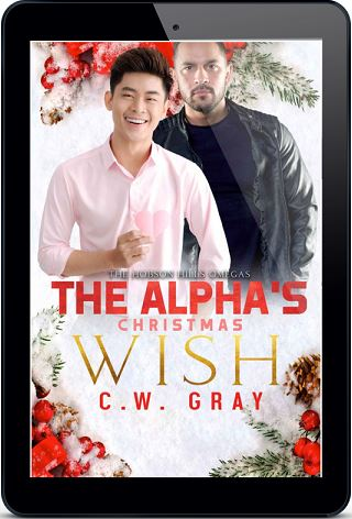 The Alpha's Christmas Wish by C.W. Gray