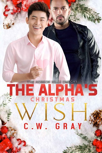 C.W. Gray - The Alpha's Christmas Wish Cover ndin98