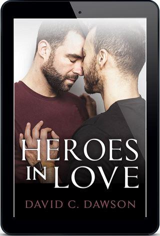 David C. Dawson - Heroes In Love 3d Cover 74hd6h