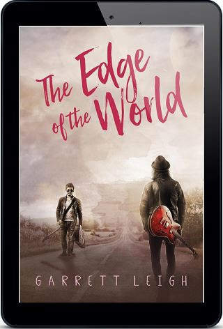 The Edge Of The World by Garrett Leigh Blog Tour & Giveaway!