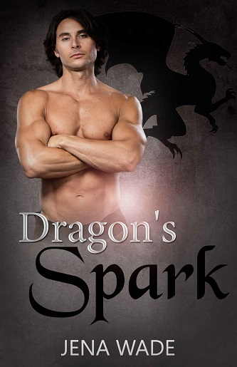 Jena Wade - Dragon's Spark Cover asn6e4gd