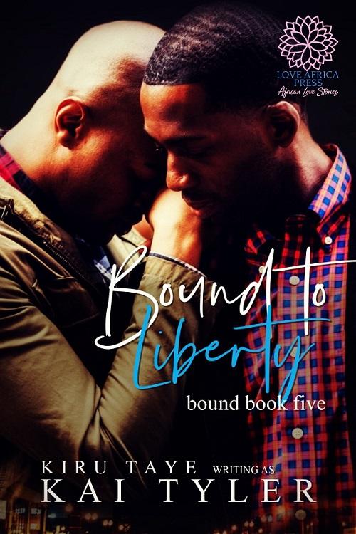 Kai Tyler - Bound to Liberty Cover 37984rih