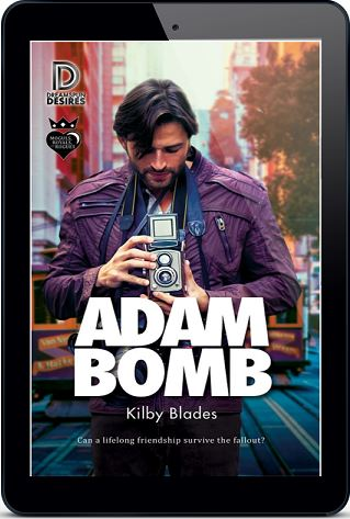 Adam Bomb by Kilby Blades Blog Tour & Excerpt!