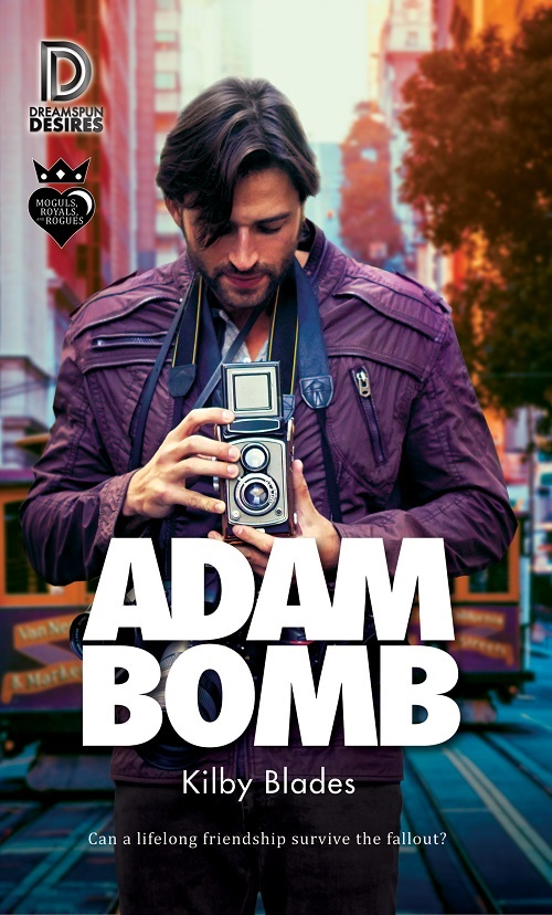 Kilby Blades - Adam Bomb Cover chwdb6g