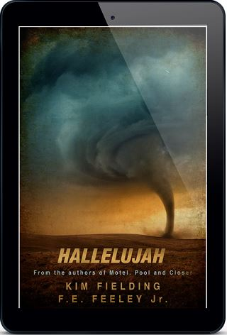 Hallelujah by Kim Fielding and F.E. Feeley, Jr. Cover Reveal, Excerpt & Giveaway!