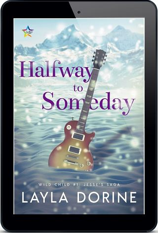 Layla Dorine - Halfway to Someday 3d Cover 384hrf7h