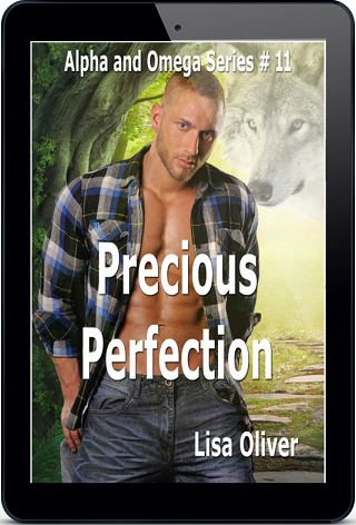 Lisa Oliver - Precious Perfection 3d Cover 834rhfn