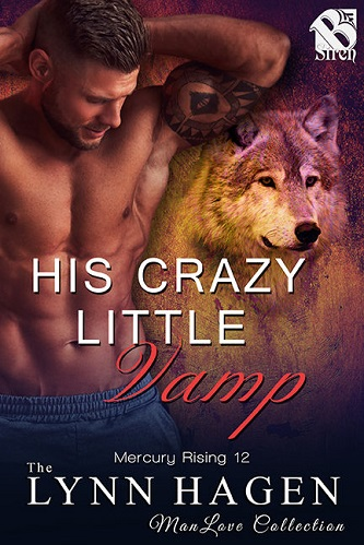 Lynn Hagen - His Crazy Little Vamp Cover 6hr7f
