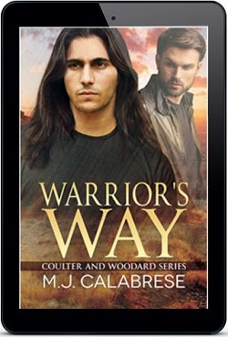 M.J. Calabrese - Warrior's Way 3d Cover Ad