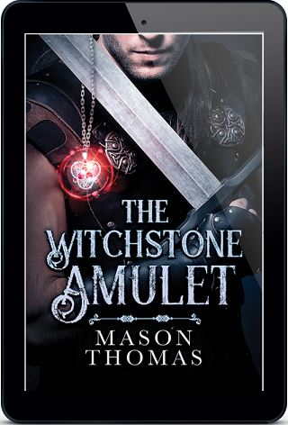 The Witchstone Amulet by Mason Thomas