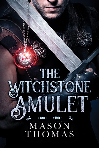 Mason Thomas - The Witchstone Amulet Cover 783fjc
