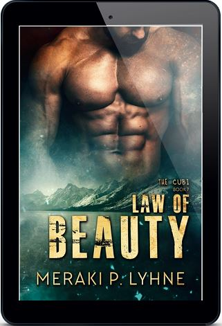 Meraki P. Lyhne - Law of Beauty 3d Cover sc74jn