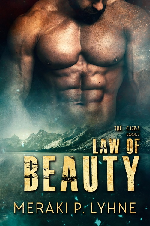 Meraki P. Lyhne - Law of Beauty Cover sc74jn