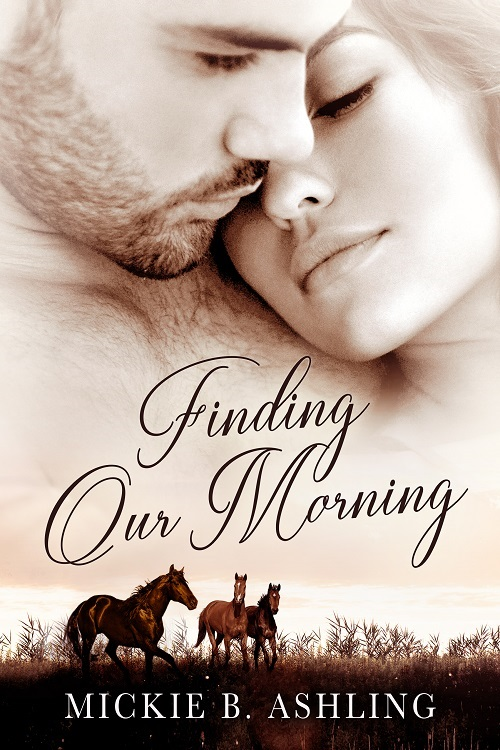 Mickie B. Ashling - Finding Our Morning Cover ncjs63h