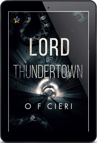 Lord of Thundertown by O.F. Cieri Release Blast, Excerpt & Giveaway!
