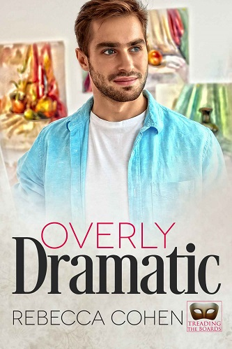 Rebecca Cohen - Overly Dramatic Cover 3487h
