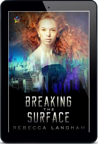 Breaking the Surface by Rebecca Langham Release Blast, Excerpt & Giveaway!