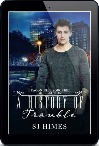 A History of Trouble by S.J. Himes