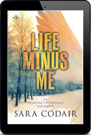 Life Minus Me by Sara Codair Release Blast, Excerpt & Giveaway!