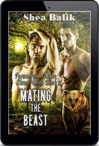 Mating the Beast by Shea Balik (2nd edition)