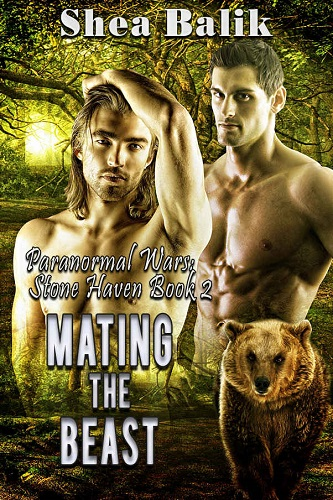 Shea Balik - Mating The Beast Cover 47rh6fh
