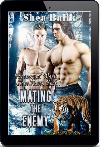 Mating the Enemy by Shea Balik (2nd Edition)
