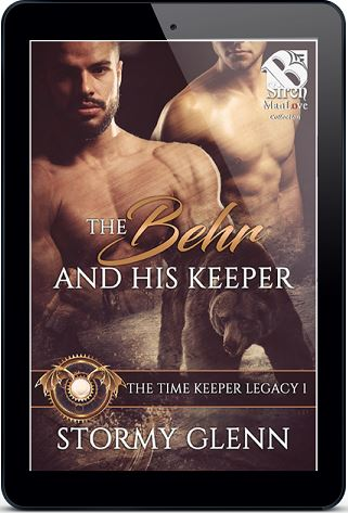 Stormy Glenn - The Behr and His Keeper 3d Cover mxasn73j