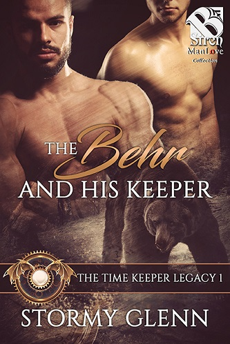Stormy Glenn - The Behr and His Keeper Cover mxasn73j
