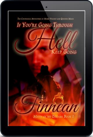 If You're Going Through Hell Keep Going by Tinnean
