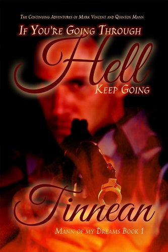 Tinnean - If You're Going Through Hell Keep Going Cover 64hf7fc