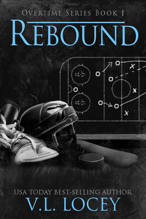 V.L. Locey - Rebound Cover ndsfj7h