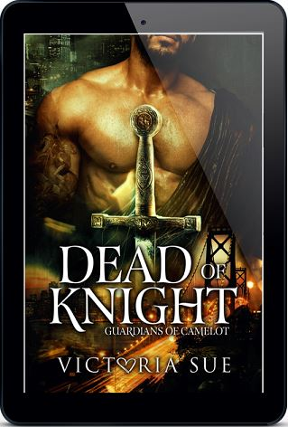 Dead of Knight by Victoria Sue Release Blast, Excerpt & Giveaway!