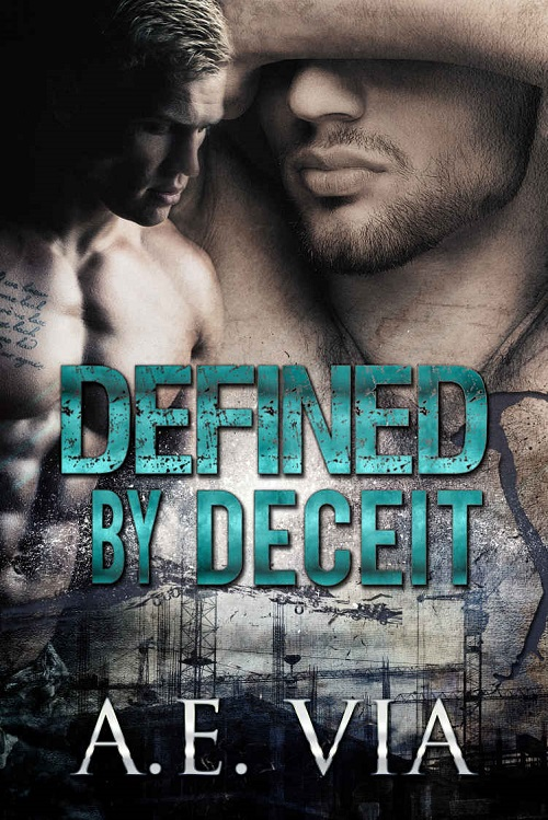A.E. Via - Defined by Deceit Cover e87fuh