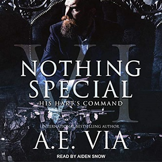 A.E. Via - His Hart's Command Audio Cover 874rjf