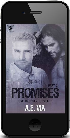 Promises Part 2 by A.E. Via Audio Book Blast, Excerpt & Giveaway!!