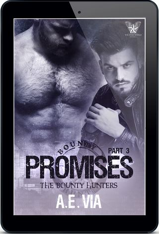 Promises Part 3 by A.E. Via Audio Blog Tour, Excerpt & Giveaway!