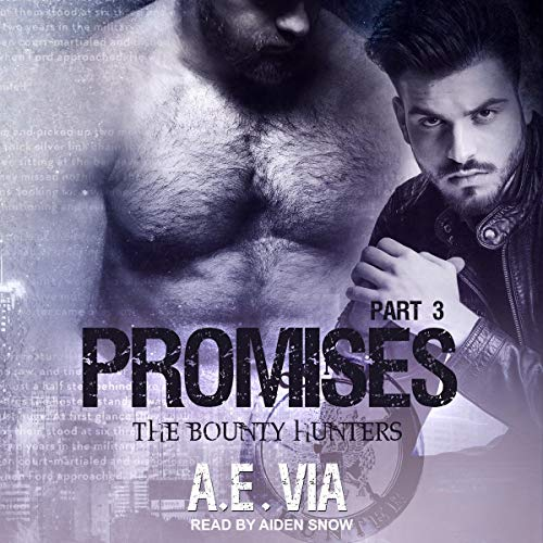 A.E. Via - Promises 3 Audio Cover