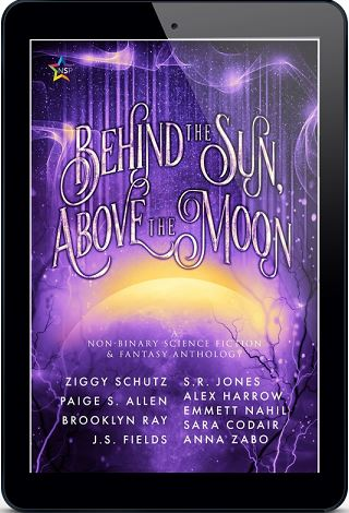 Behind the Sun, Above the Moon Anthology Release Blast & Giveaway!