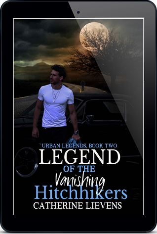 Legend of the Vanishing Hitchhikers by Catherine Lievens