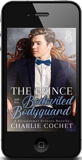 Charlie Cochet - The Prince and His Bedeviled Bodyguard 3d Audio Cover 47e6ryduh