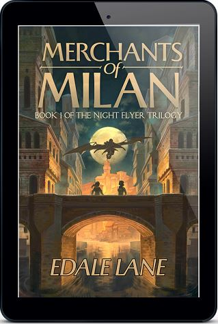 Merchants of Milan by Edale Lane Blog Tour, Exclusive Excerpt & Giveaway!