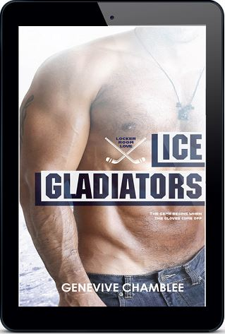 Ice Gladiators by Genevive Chamblee Blog Tour, Guest Post, Excerpt & Giveaway!